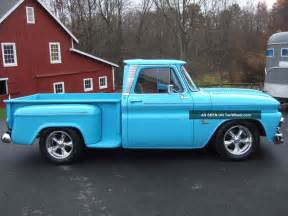 1964 chevy c 10 stepside shortbed custom truck show quality