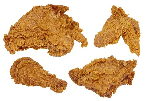 fried chicken or fried chicken