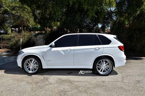 custom bmw x5 bmw x5 custom wheels ac 312 22x9 0 et tire size 295 30