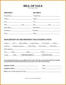 simple bill of sale template doc 500647 simple bill of sale basic bill of sale form