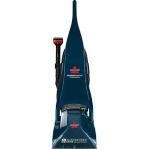 How To Clean Bissell Carpet Cleaner Bissell Powersteamer Powerbrush Upright Cleaner 1697