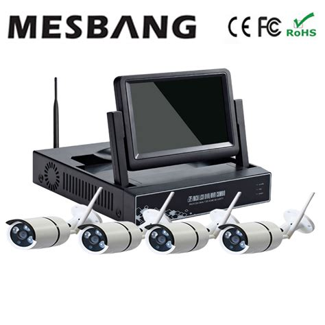 2017 720p home office shop wireless ip cctv security