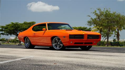 Jim Butler Pontiac by Jim Wangers Gto Judge Prototype The Real Meaning Of Resto