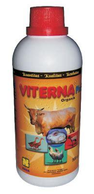 Viterna Ternak Nasa Serbuk Vitamin Untuk Mempercepat Pertumbuhan viterna plus viterna plus pupuk organik cair nasa yang