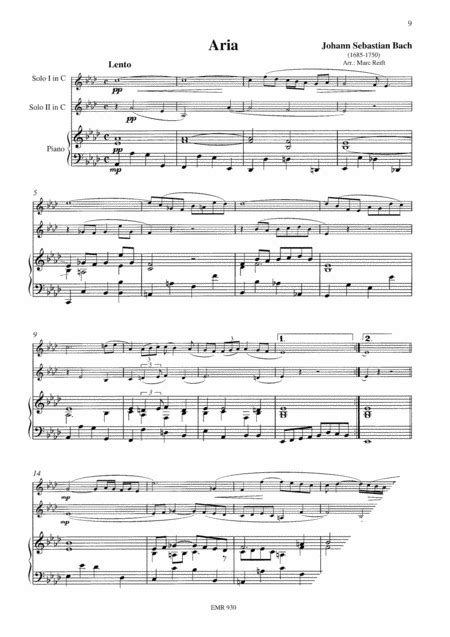 Wedding Songs Duets by Wedding Clarinet Duet Sheet Sheet