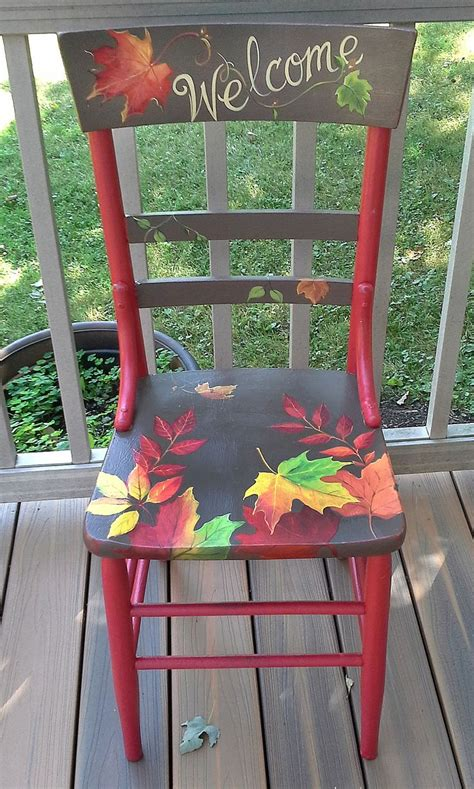 furniture decorating ideas 25 best ideas about painted chairs on