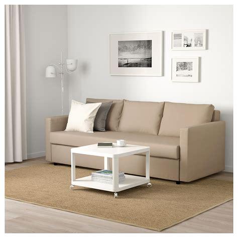 ikea sofa friheten uk friheten three seat sofa bed skiftebo beige ikea