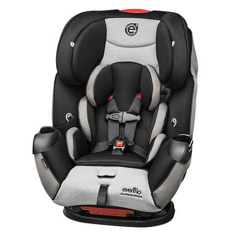 evenflo infant car seat installation evenflo symphony lx platinum all in one how to safety