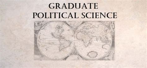 Political Science Bachelors Mba by Home School Of Policy Government And International Affairs