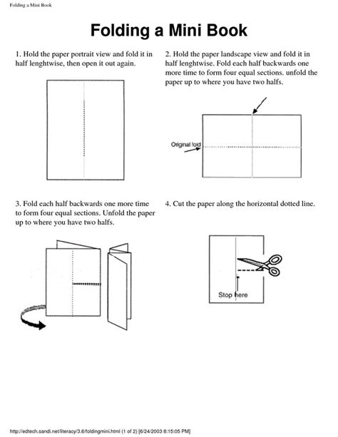 mini book template pin by gaking on those who can teach