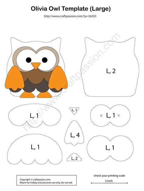 Template Owl by Best 25 Owl Templates Ideas On Owl Embroidery