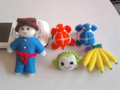 cara membuat boneka jajanan pasar cara membuat boneka tangan dari kain flanel dan contohnya