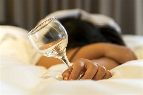 drinking wine before bed why you should limit alcohol before bed for better sleep