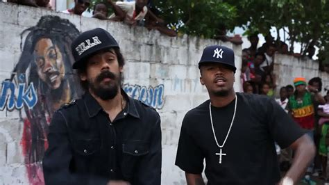 nas x damian marley the official videoclip 180 s in hd high definition nas and