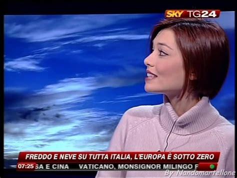 carlotta mantovan sky carlotta mantovan 11 telegiornaliste fans forum
