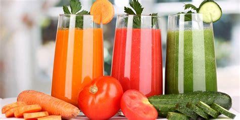 Jus Untuk Diet Dan Detox by 3 Hari Diet Detox Jus Cara Sehat Turunkan Berat Badan