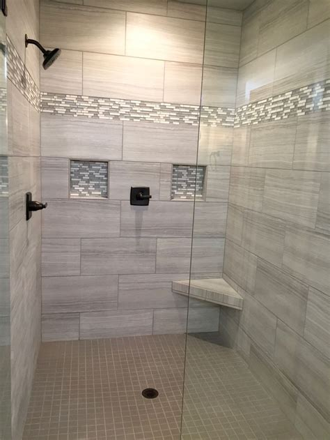 entranching best 25 shower tile designs ideas on