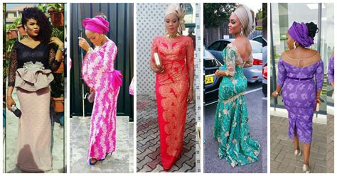 style for bold and beautiful peaple in aso ebi nigeria bold and beautiful aso ebi styles from last weekend