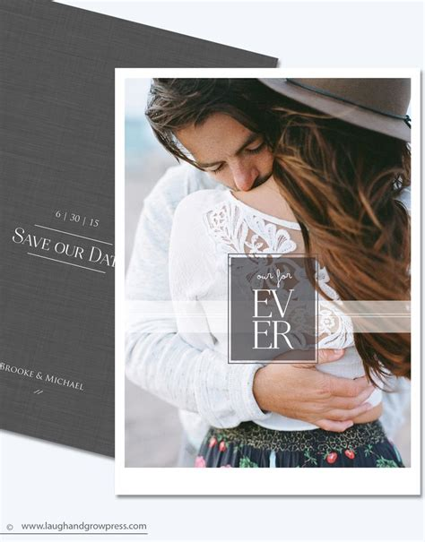 wedding announcement templates for photographers 69 best laugh grow press images on
