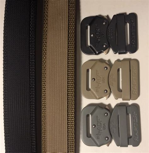 gear review brown coat tactical edc belt the