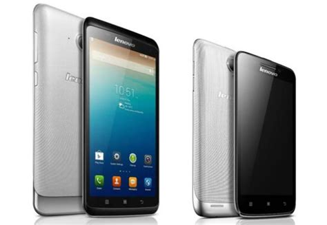 Tablet Lenovo S650 lenovo s650 and s930 official specs 4 7 to 6 inches phonesreviews uk mobiles apps networks