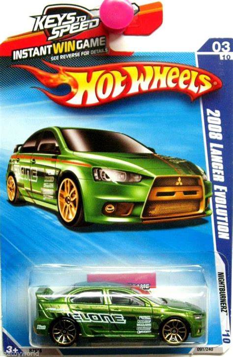 Promo Hotwheels Mitsubishi 2008 Lancer Evolution Murah 178 best images about wheels on chevy amc javelin and trucks