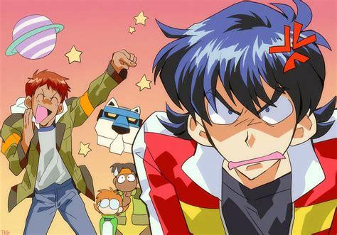 Anime 90s tkg 火の国の民 on quot 90s anime voltron voltron