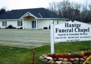 hantge funeral chapel hantge mcbride hughes funeral