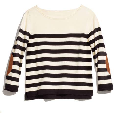Sweater Di H M item of the week h m stripe sweater anya georgijevic