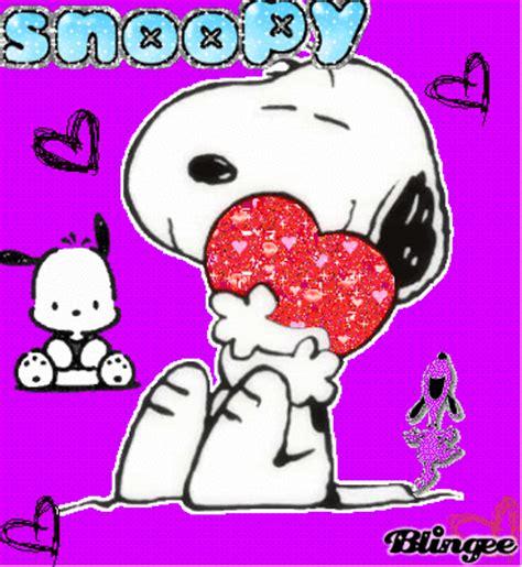 imagenes navideñas animadas de snoopy fotos animadas the snoopy blingee para compartir