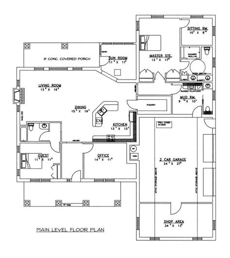 Icf Concrete Home Plans by Craftsman Concrete Block Icf Design House Plans Home