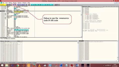 tutorial html filetype pdf ollydbg tutorial filetype pdf