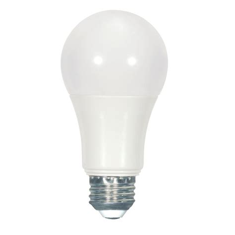 Led Light Bulbs 60w Equivalent Glomar 60w Equivalent Light A19 Led Light Bulb Hd S9110 The Home Depot