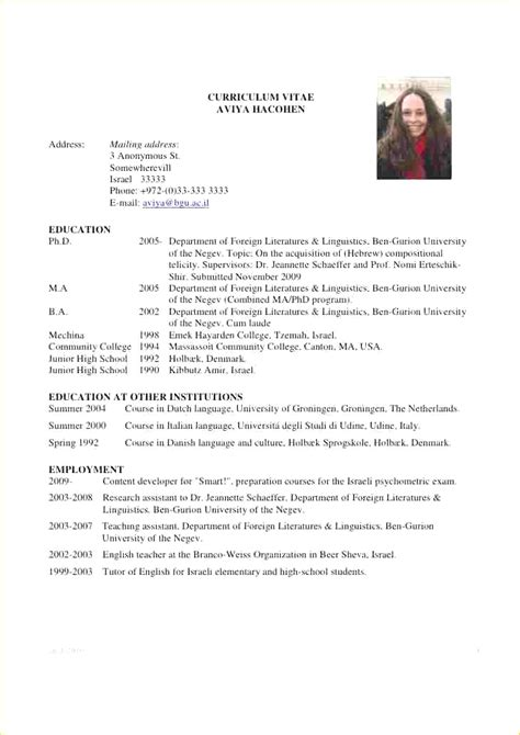 student resumes examples college student resume examples 8 job