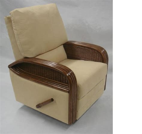 Rattan Recliners by Bodega Bay 9000 Classic Rattan And Wicker Furniture