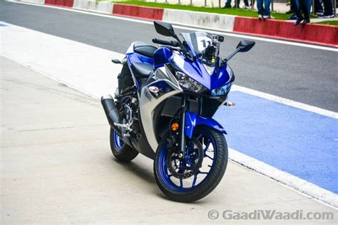 2015 Yamaha YZF R3 India First Ride Review India