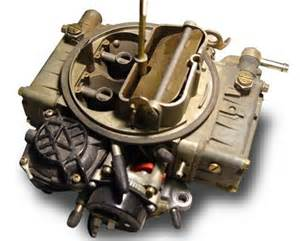 chevy 350 carburetor