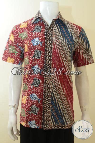 design batik untuk anak muda hem batik khas anak muda baju batik untuk kuliah pakaian