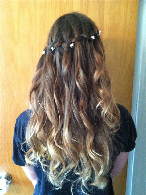prom hairstyles with hewels 1000 images about frisuren f 252 r die konfirmation on pinterest
