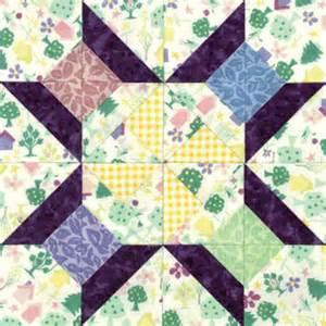hopscotch spinning spools quilt block pattern