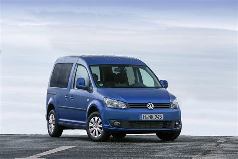 2014 Volkswagen Caddy Bluemotion 4 5 L 100km