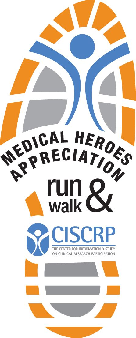association of clinical research professionals acrp business card template announcing run walk event to recognize clinical research