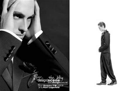 K By Karl Lagerfeld The 2008 Advertising Caign by Homme By Karl Lagerfeld Part 02