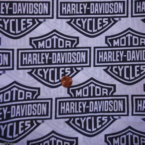 Harley Davidson Fabric by Best 25 Harley Davidson Fabric Ideas On