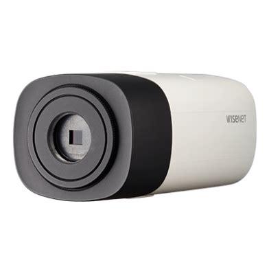 hanwha xnb 8000 fixed box ip camera