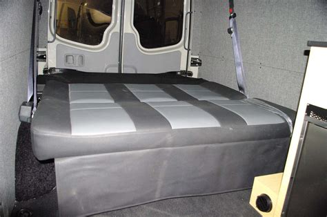 Sleeper Vans by Sofa Sleeper Specialties