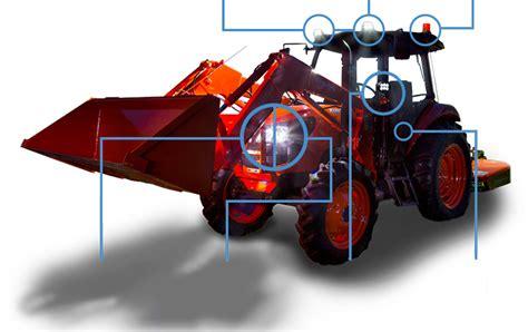 12 volt tractor work lights led tractor application guide tak road led work