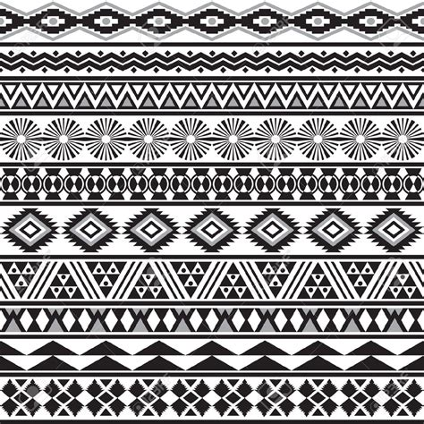 tribal pattern black 27 best aztec patterns wallpapers design trends