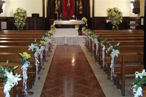 decoracion floral bodas consejos para las flores en la iglesia