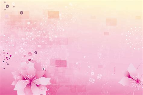 pink wallpaper eps pink floral abstract pink flowers background free